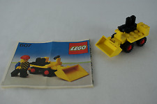 Lego Classic Town 607 Mini Loader with instructions no box 1979