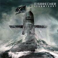 Eisbrecher - Sturmfahrt (2017) CD Neuware