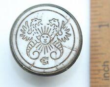 Antique Jewish Ornament Porcelain Handle