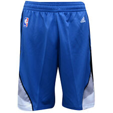 Minnesota Timberwolves Adidas Blue Swingman Performance Shorts L