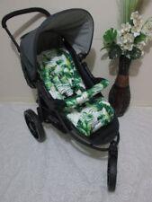 Beach & Tropical Pram & Stroller Seat Liners