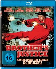 BROTHERS JUSTICE - Blu Ray Disc -