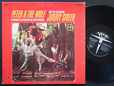 JIMMY SMITH Peter & The Wolf LP VERVE V6-8652 US 1966 RVG DG ST Oliver Nelson
