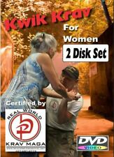 Women'S Defense Kit, Krav Maga Dvd's, Kub