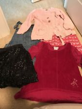 Mixed Lot Naartgie, Cherokee, & Gymboree Very Cute Clothes In Size 10/12