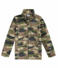 Columbia Boy's Fleece Jacket Zing III Camo Jacket Size L & XL NWT  $45