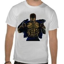 T-shirt personalizzata manga anime Ken il guerriero hokuto no ken sped corriere