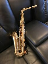 Alto Yamaha Saxophone YAS-475 new with hard case, with lock