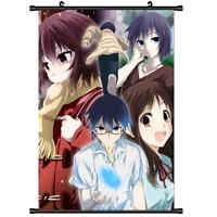 Poster A3 Inu x Boku SS Shojo Manga Anime Cartel Decor Otaku Impresion