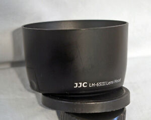 Canon ET-65III Replacement Lens Hood by JJC (LH-6III)