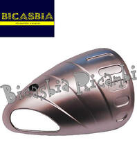 7561 PROTEZIONE COLLETTORE SCARICO MARMITTA SATINATO YAMAHA 500 T-MAX 2001-2007