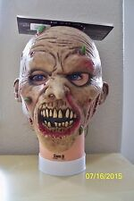 CHILD ZOMBIE SKELETON LATEX MASK HALLOWEEN SCARY COSTUME TB25403