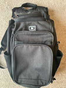 OGIO Renegade Laptop IT Carryon Backpack - Black - Gray