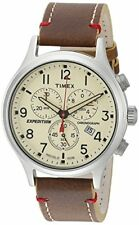 NEW Timex Men's TW4B04300 Expedition Scout Chronograph Analog Quartz Watch