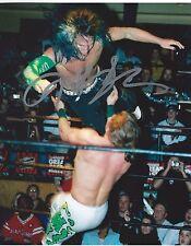 Jeff Hardy Signed WWE 8x10 Photo