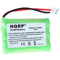Hqrp Batterie pour Dantona BATT-27910 Vtech Vt-i6700 Fil Téléphone BATT27910