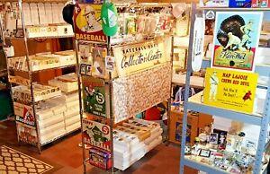 1,520+ Football Cards HUGE Lot*Inserts*HOF QBs*Wax Box*1970s Vintage*Factory Set