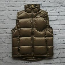 Ralph Lauren Polo Sport RLX Quilted Down Puffer Vest Size M Vtg
