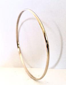 bracelet jonc Ancien En Or Massif 18K Tête D ' aigle