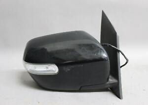 2007 2008 2009 MAZDA CX7 RIGHT PASSENGER SIDE POWER BLACK DOOR MIRROR OEM