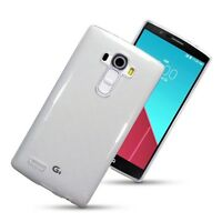 Ultra Thin Transparent Clear Soft Silicone Gel Case Cover Skin for LG G4