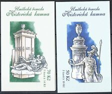 Tschechische Republik 610/11  2 MH 0-147/0-148 o (3960)