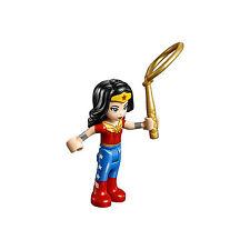 2017 LEGO DC Super Hero Girls Wonder Woman Minifigure new From set 41235