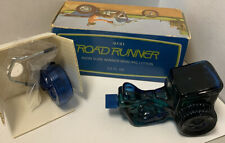 Full Decanter Avon Sure Winner Road Runner Bracing Lotion 5.5 Oz - Nib