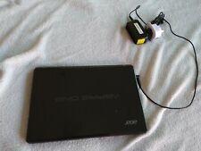"""Acer Aspire One 725-0691 11.6"""" Laptop AMD C60 4Gb 120GB SSD HDMI"""