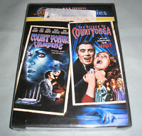 Count Yorga 2-Movie Double Feature Vampire/Return Of DVD Video NEW/SEALED - RARE