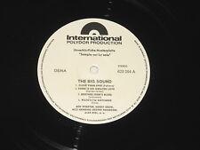 Ben Webster-PROMO LP-The Big Sound-KENNY DREW-Orsted-Petersen