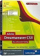 Adobe Dreamweaver CS3. Das umfassende Video-Training... | Software | Zustand gut