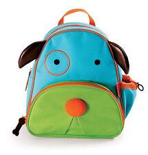 7c5e7af48e Skip Hop Zoo Toddler Kids Backpack Dog Boy Multi 12 Inches
