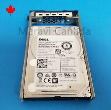 "Dell 2.5"" 2TB SAS 7.2K 12G Hard Drive XY986 for R620 R630 R710 R720 R730 w/ Tray"