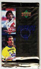 Argentina 1995 Upper Deck Futbol Argentino Tradind Cards Pack