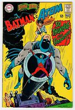 DC BRAVE AND THE BOLD #77 Batman And The Atom - VG+ 1968 Vintage Comic