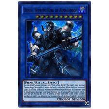 Demise, Supreme King of Armageddon OP08-EN005 Super Rare Yugioh