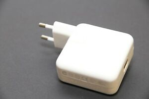 APPLE A1003 iPod Power Adapter FireWire Charger ADP-12YBA Ladegerät Genuine 12V