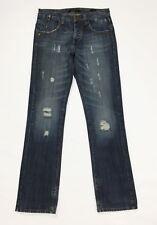 ** Nuovo ** Da Uomo grandi dimensioni ed Baxter Designer Jeans 46 48 50 52 54 56 Gamba 30 o 32