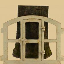 Eisenfenster klappbar Gusseisen-Stallfenster Raute stehendes Fenster-wie antik