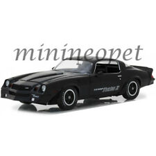 GREENLIGHT 13519 1981 CHEVROLET CAMARO Z28 YENKO Z 1/18 MODEL CAR BLACK