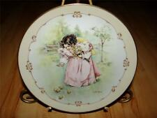 """""""A Day In The Country"""" Little Ladies by Maud Humphrey Bogart Hamilton Plate"""