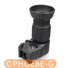 1x-2x Angle Finder Canon EOS 1D II 5D 5D Mark III 50D 40D 30D 20D