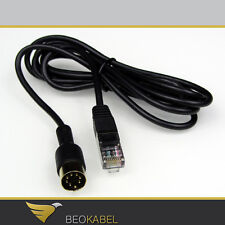 (16,39€/m) RJ45 / 7-Pol AUX Adapterkabel 1,8m für B&O BANG & OLUFSEN Playmaker