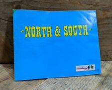 North & South ~ MANUAL ONLY (Nintendo NES) NO Game ~ Rare Availability