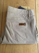 BNWT Dubarry Ladies Hazel Chino Jeans Beige Trousers Size 14