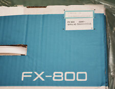 Epson FX-800 | NEW | box |1988 | Made in Japan | SN M00009555 + Gift