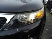 Driver Left Headlight Fits 11-13 SORENTO 1490349