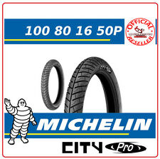 KYMCO People E3 125 2007-2015 FRONT TIRE 100 80 16 CITY PRO 50P TYRE