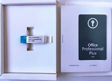 Microsoft Office 2019 MS Office Professional Plus Retail Ver. 1PC *SEALED* USB